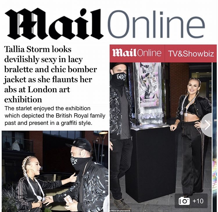 Endless and Tallia Storm.